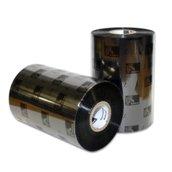 Ruban Zebra noir en cire 2100 format 40mmx450m