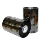 Ruban Zebra noir en cire 5319 format 102mmx450m