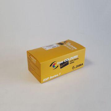 Ruban ZEBRA couleur YMCKO pour ZXP7