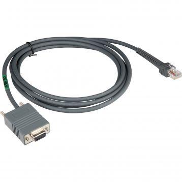 ZEBRA - Câble RS232 - droit