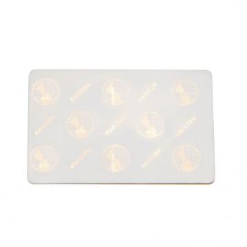Carte Zebra premium PVC Composite avec hologramme
