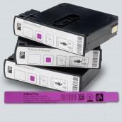 Bracelet ZEBRA pour HC100 Z-Band fun VIOLET