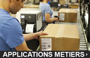Applications Métiers