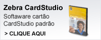 Softaware cartão Zebra CardStudio padrão