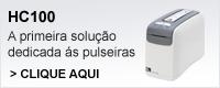 Zebra HC100 - Impressora para pulseira de identificação