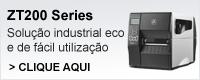 Impressoras industriais Zebra ZT200