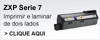 Impressora de cartão colorida zebra ZXP7