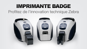 Imprimante Badge