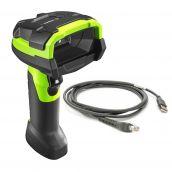 ZEBRA DS3608-HD - Lecteur Imageur 2D - et câble USB