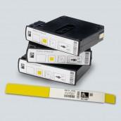 Bracelet ZEBRA pour HC100 Z-Band Direct JAUNE adulte