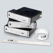 Bracelet Quickclip ZEBRA pour HC100 pour adulte