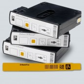 Bracelet ZEBRA pour HC100 Z-Band fun ORANGE
